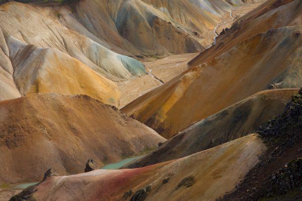 Islande, Hautes Terres, Fjallabak