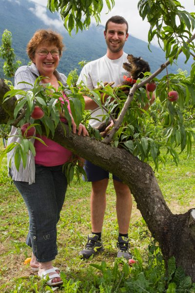 Loïc Perron Photo, Agriculture, producteurs, viticulture, savoie, Isère, Rhône-Alpes, isère,