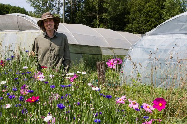 Loïc Perron Photo, Agriculture, producteurs, viticulture, savoie, Isère, Rhône-Alpes,