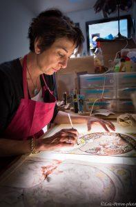 Artisans créateurs, Loïc Perron Photo, C'est Fait Ici, Sylvie Clunet-Coste, Atelier des Pérouses