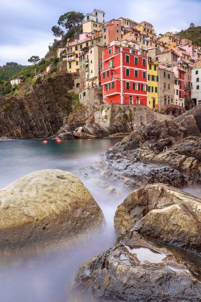 Cinque Terre, Italia, Liguria, Riomaggiore