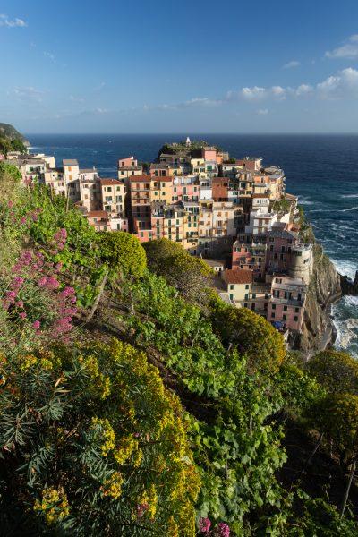 Stage photo Cinque Terre, Italie, Ligurie, Manarola