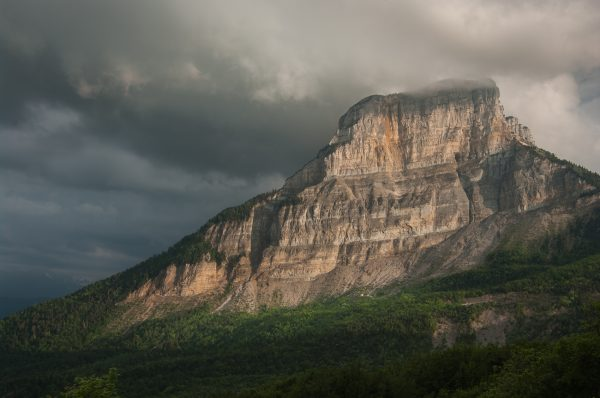 Alpes, Chartreuse, Le Granier