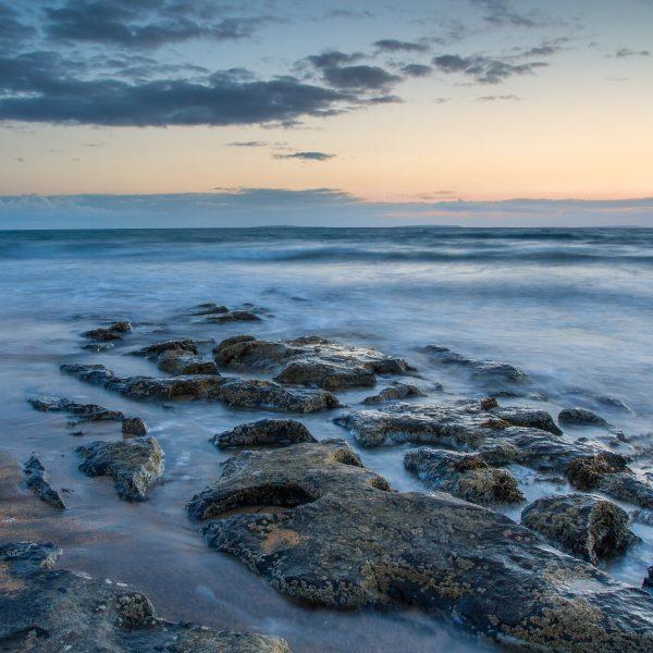 Irlande, conté de Clare, côte du Burren