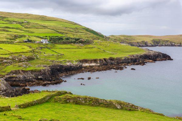 Irlande, Kerry, côte de Beara Peninsula