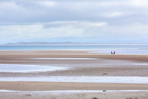 Irlande, Kerry, Rossbeigh beach, Dingle Bay