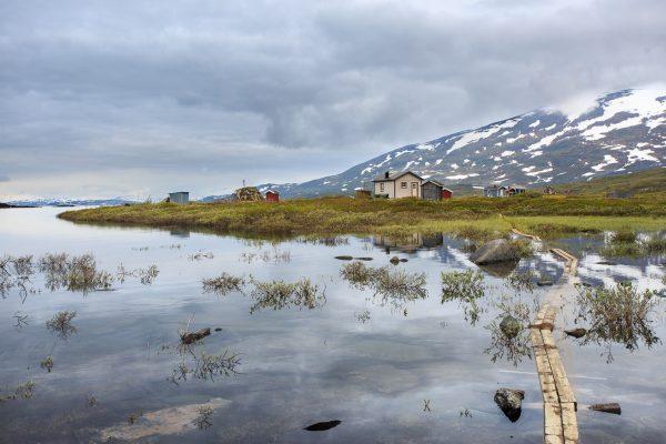 Padjelantaleden, Laponia, Sapmi, Arasluokta, Virihaure