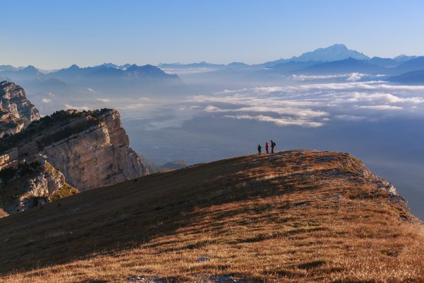 Chartreuse, french Alps, sunrise from the Dent de Crolles, hiking and photo workshop
