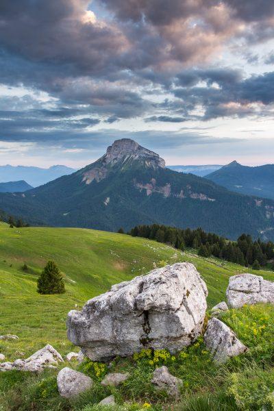 Chartreuse, Alpes, Chamechaude
