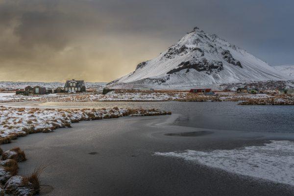 Islande, Snaefellsnes, Arnastapi, Iceland