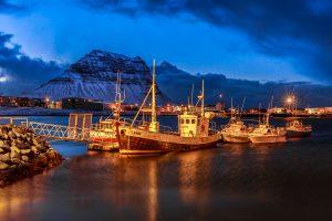 Islande, Snaefellsnes, Grundarfjördur, Iceland