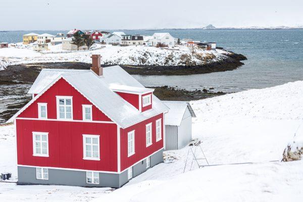 Islande, Snaefellsnes, Stykkisholmur, Iceland