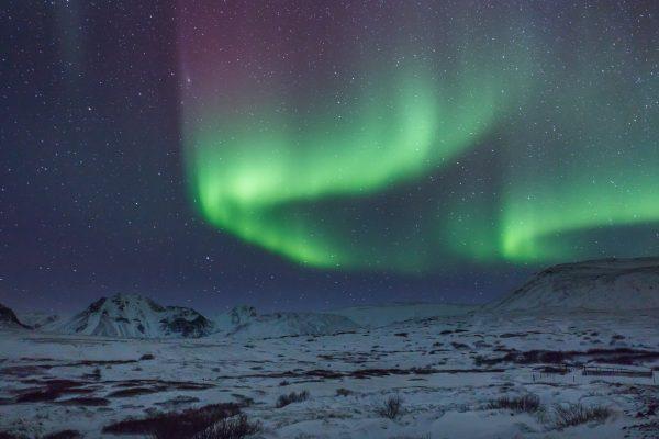 voyage photo, Islande, Snaefellsnes, aurore boréale, Iceland