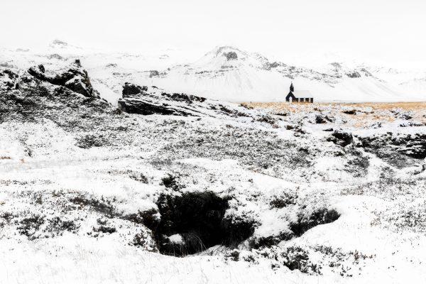 Islande, Snaefellsnes, Budir, Iceland