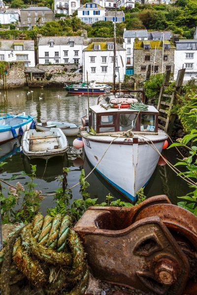 Petit port, voyage photo Cornouailles, Angleterre