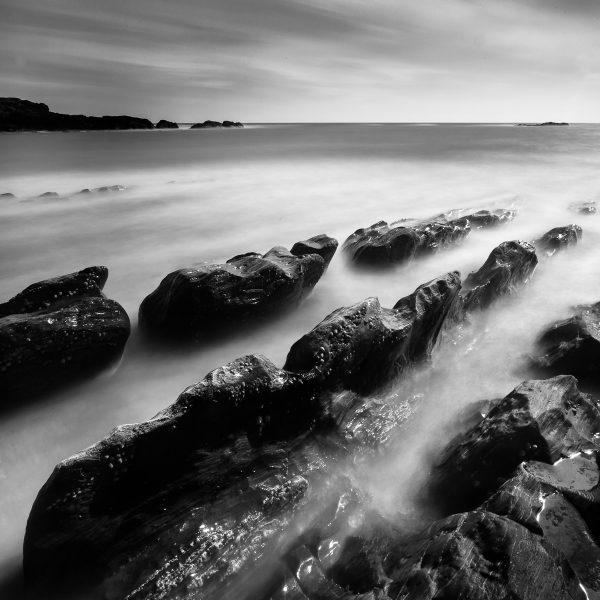 pose longue sur la mer, côtes jurassiques de Cornouailles, voyage photo en Cornouailles et Devon