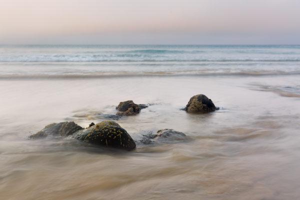 Douceur du matin, presqu'île de Crozon, Finistère